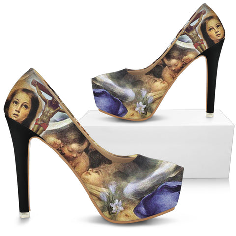 Art of Christ - Women's Heels