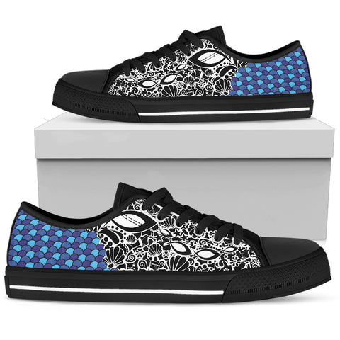 Men's Low Top - Fish Army