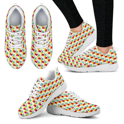 Healing Hands - Women's Athletic Sneakers