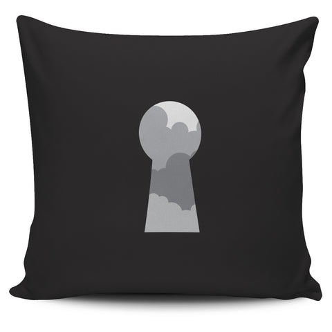 Key to the Kingdom of Heavens - Pillow Covers
