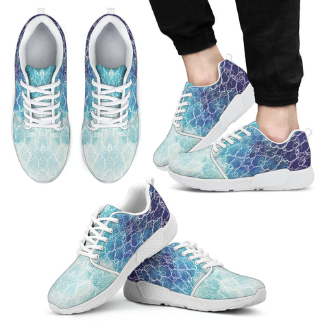 Cloud of Witnesses - Men's Athletic Sneakers