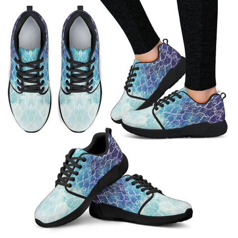 Cloud of Witnesses - Women's Athletic Sneakers
