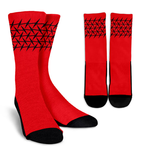 To Golgotha - Women's Crew Socks