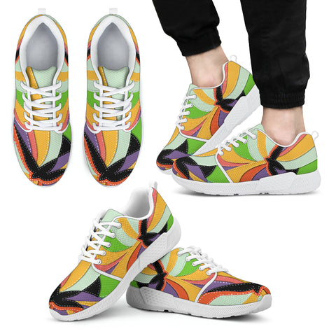 Spirit of Colors - Men's Athletic Sneakers