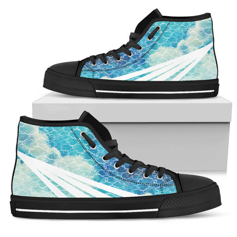 Men's High Top - Cloud of Witnesses