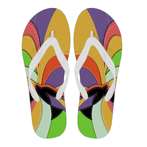 Spirit of Color - Women's Flip Flops