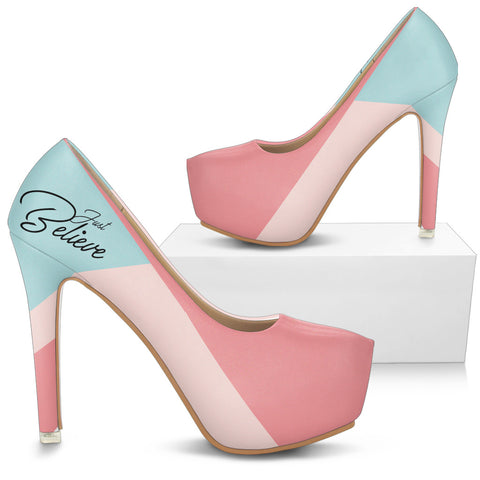 Just Believe - Women's Heels