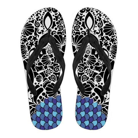 Fish Army - Women's Flip Flops