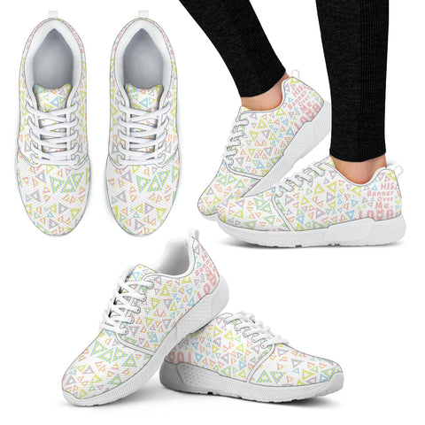 Song of Solomon - Women's Athletic Sneakers