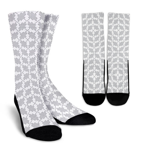 Speak To Your Servant - Men's Crew Socks