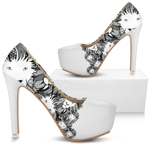 Lion of Praise - Women's Heels