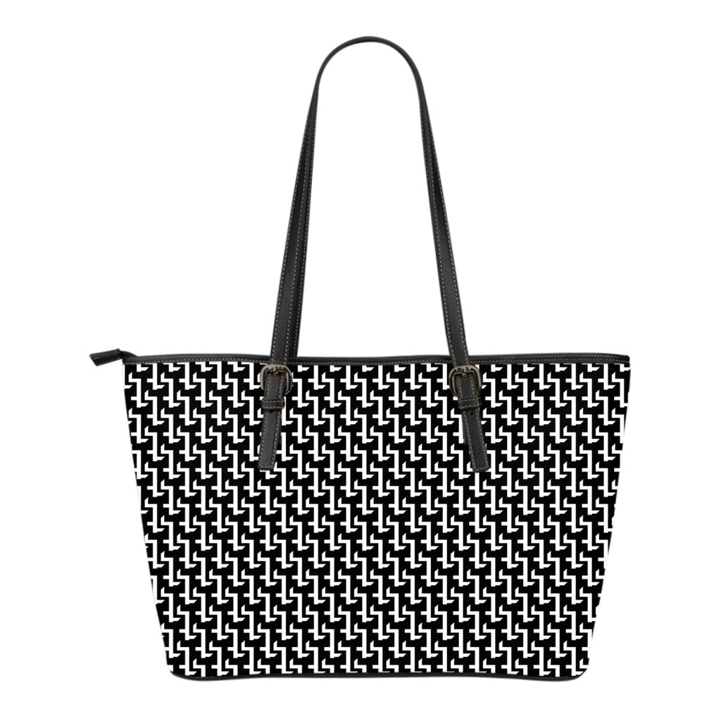 Cross Small Leather Tote Bag