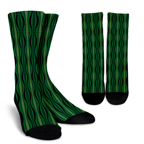 Rooted In Christ - Men's Crew Socks