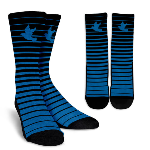 Walk in The Spirit - Women's Crew Socks