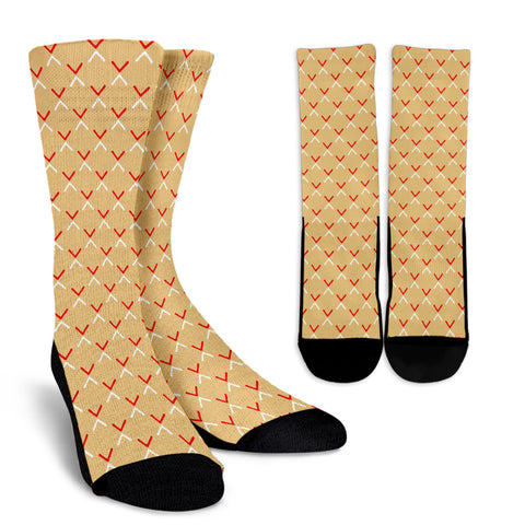 Meet God - Women's Crew Socks