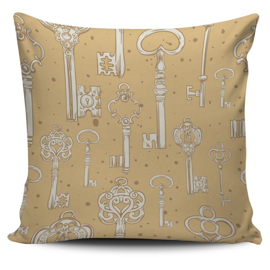 Keys of the Kingdom - Pillow Covers