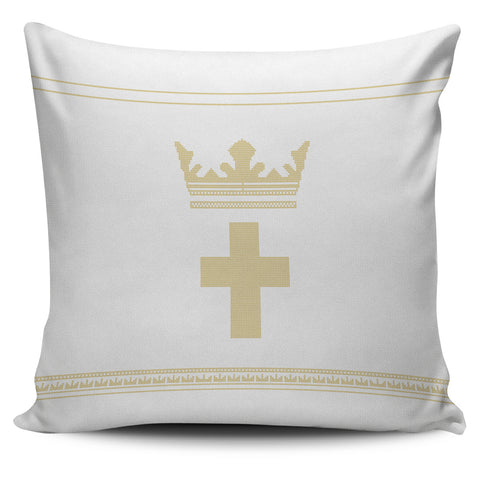 Be Enthroned - Pillow Covers