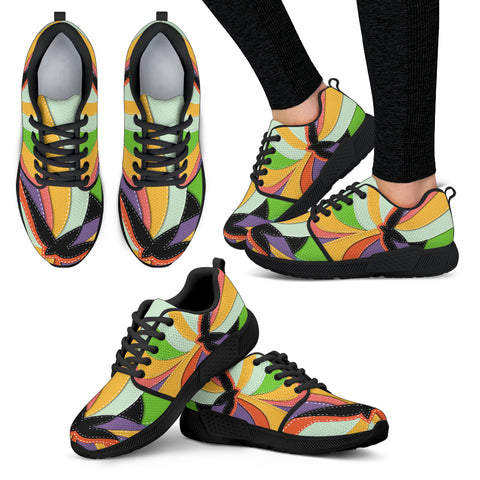 Spirit of Color - Women's Athletic Sneakers