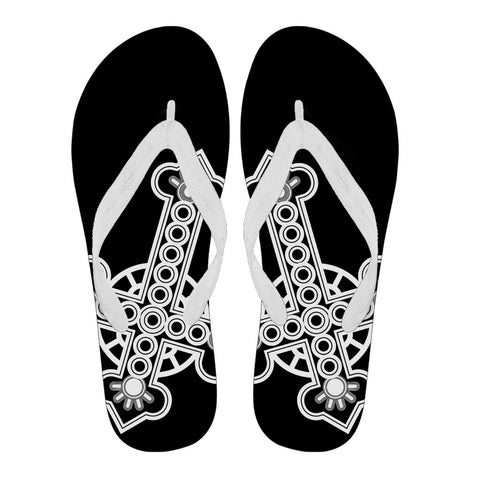 Cross - Women's Flip Flops