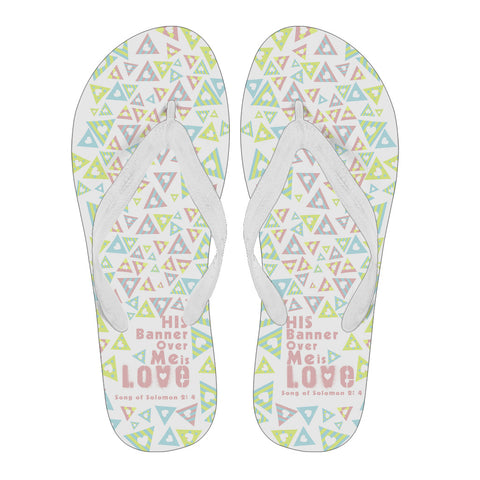 Song of Solomon - Women's Flip Flops