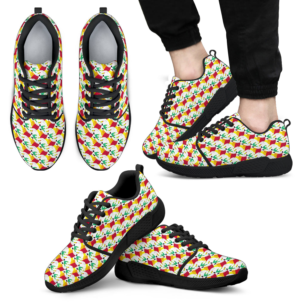 Healing Hand - Men's Athletic Sneakers