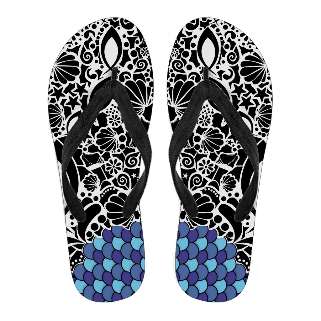 Fish Army - Men's Flip Flops