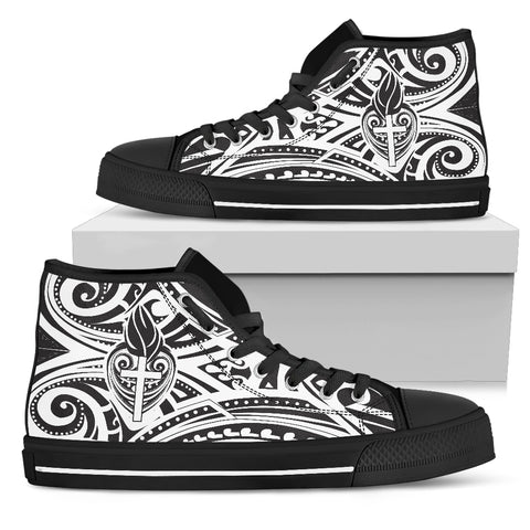 Women's High Top - Cross Tribe