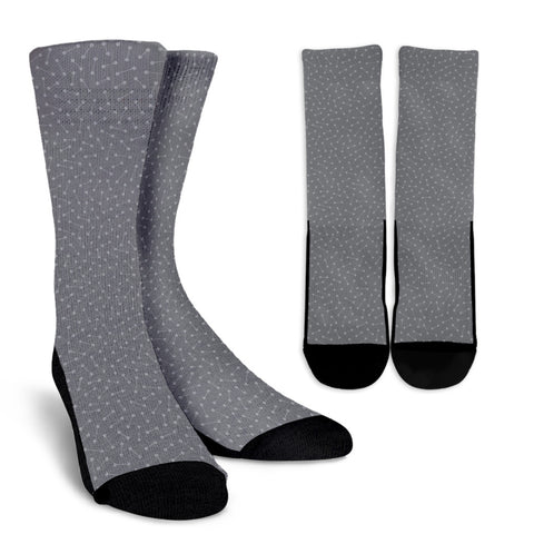Connect and Engage - Women's Crew Socks