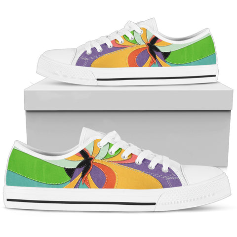 Men's Low Top - Spirit of Color