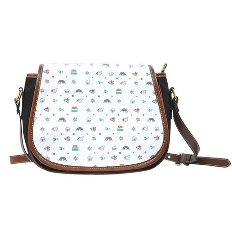 Noah Saddle Bag