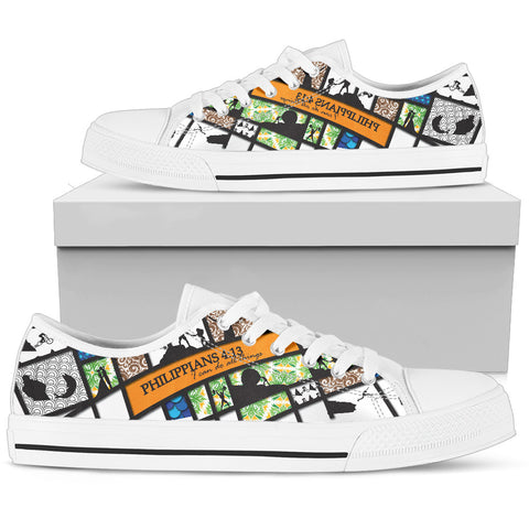 Women's Low Top - All Things 1
