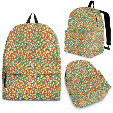 Flowers Fade But The Word of God - Backpack
