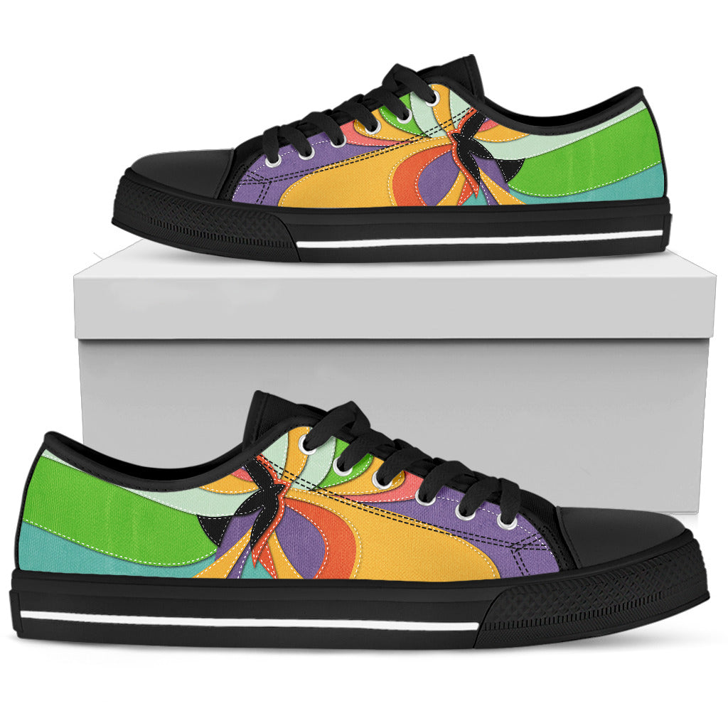 Women's Low Top - Spirit of Color