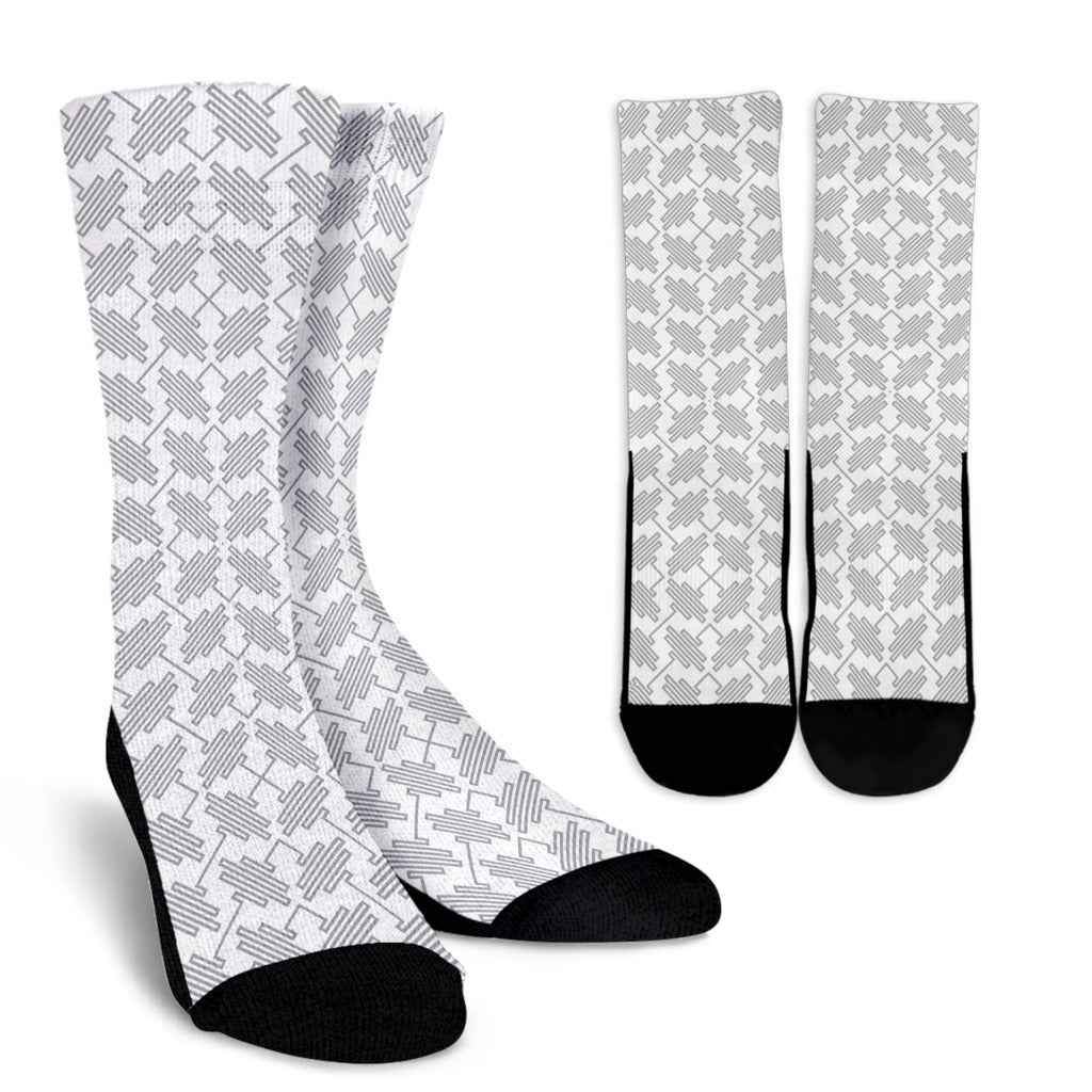 Speak to Your Servant - Women's Crew Socks