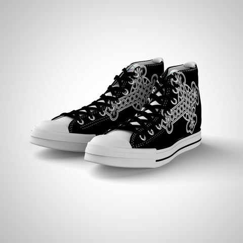 Women's High Top - Cross