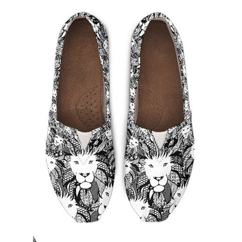 Lion of Praise - Women's Casual Shoes