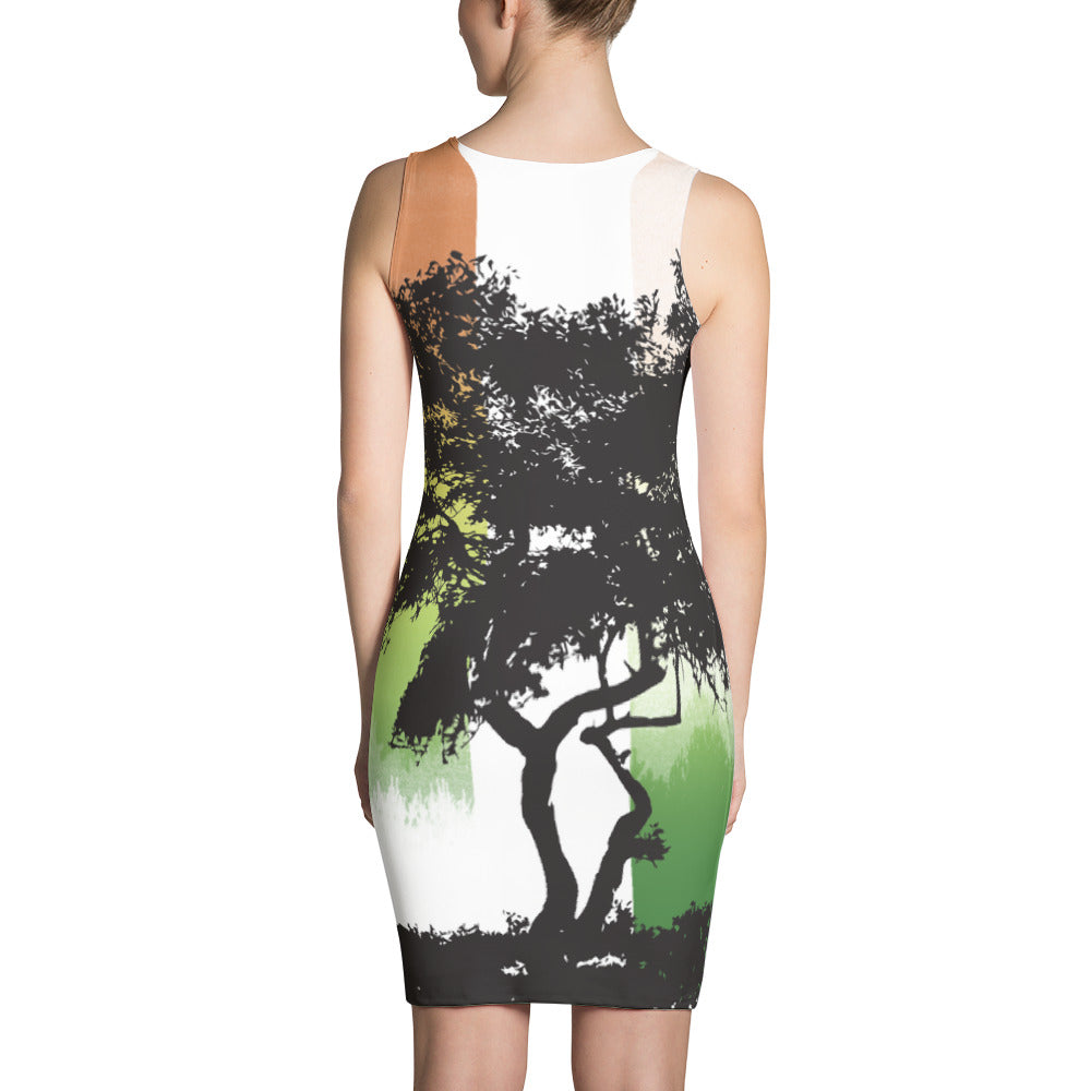 Tree of Life - Sublimation Cut & Sew Dress