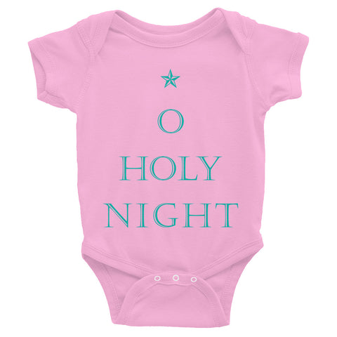 O Holy Night - Infant Bodysuit