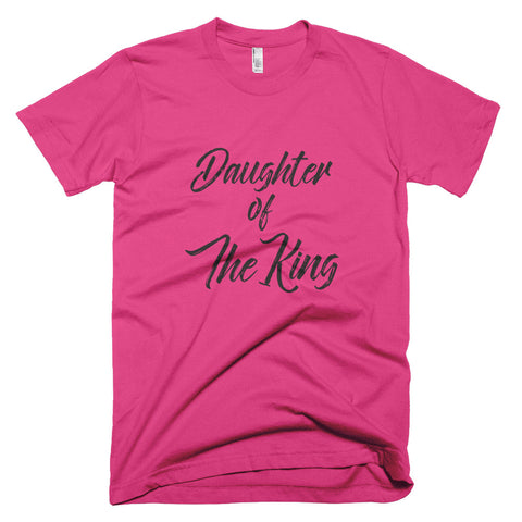 Men's Short-Sleeve T-Shirt - Daughter of the King