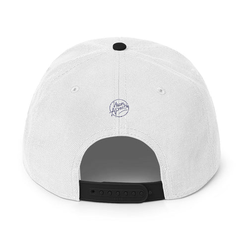 Snapback Hat - Miracles - Blue