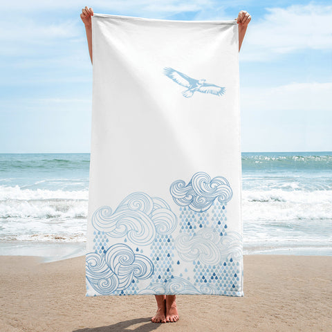 Rise Above - Towel