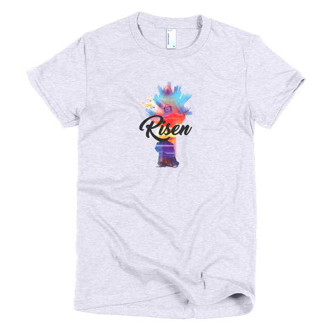 Risen - Short Sleeve Women's T-shirt