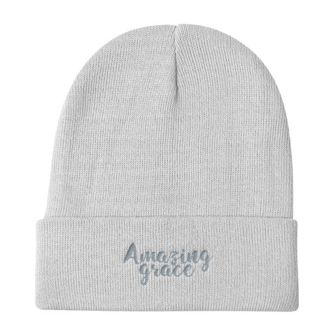 Knit Beanie - Amazing Grace