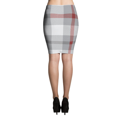 Crossroad to the Cross - Pencil Skirt