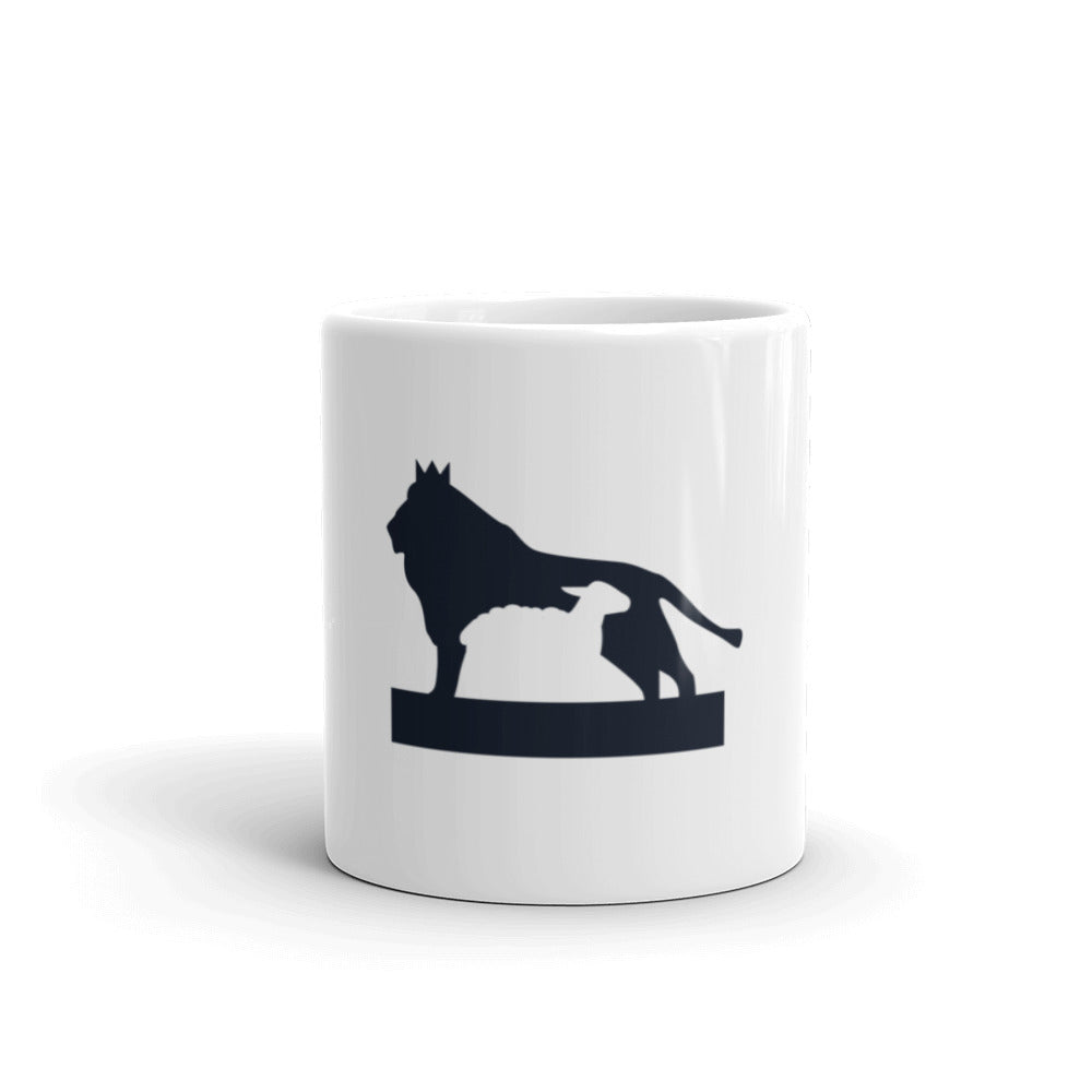 Mug - The Lion and Lamb