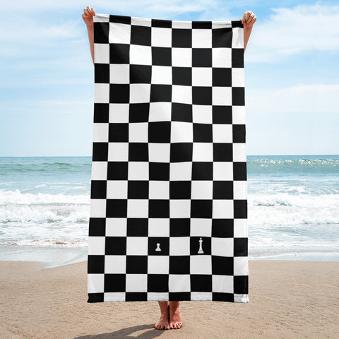 Walk with Me - Towel