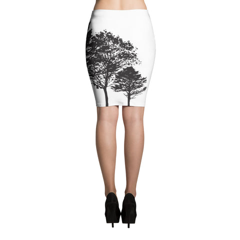 Forestry - Pencil Skirt