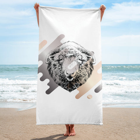 Marked by The Shepherd - Towel
