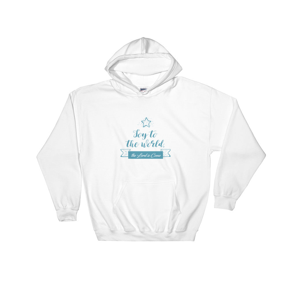 Women's Pullover Hoodies - Joy to the world the Lord is come