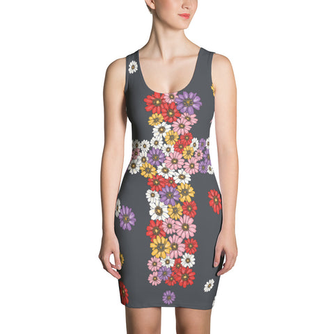 Sublimation Cut & Sew Dress - Garland